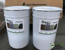 Отправка лака с эффектом мокрого камня MultiLock АК-701Л.